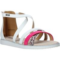 Παπούτσια Κορίτσι Σανδάλια / Πέδιλα Miss Sixty S20-SMS768 λευκό
