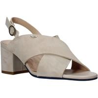 Παπούτσια Γυναίκα Σανδάλια / Πέδιλα Alberto Guardiani AGW003400 Μπεζ
