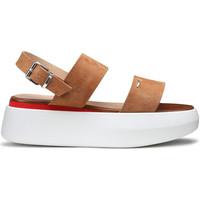 Παπούτσια Γυναίκα Σανδάλια / Πέδιλα Alberto Guardiani AGW004101 Μπεζ