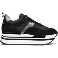 Παπούτσια Γυναίκα Χαμηλά Sneakers Alberto Guardiani AGW004303 Μαύρος