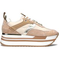 Παπούτσια Γυναίκα Sneakers Alberto Guardiani AGW004304 Μπεζ