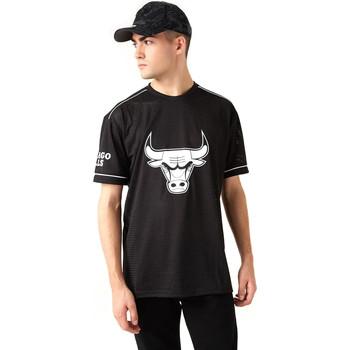 Υφασμάτινα Άνδρας T-shirt με κοντά μανίκια New-Era 12720120 Μαύρος