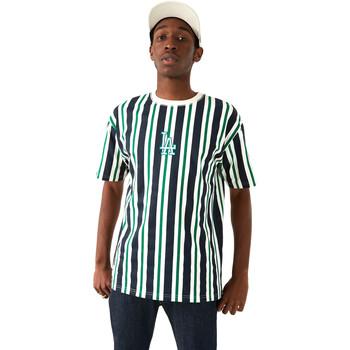 Υφασμάτινα Άνδρας T-shirt με κοντά μανίκια New-Era 12720146 Μπλε