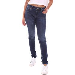 Υφασμάτινα Γυναίκα Skinny Τζιν  Gaudi 111BD26004L30 Μπλε