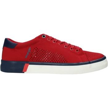 Παπούτσια Άνδρας Χαμηλά Sneakers Wrangler WM01032A το κόκκινο