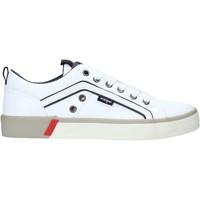 Παπούτσια Άνδρας Χαμηλά Sneakers Wrangler WM01033A λευκό