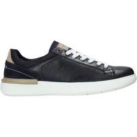 Παπούτσια Άνδρας Χαμηλά Sneakers Wrangler WM01181A Μαύρος