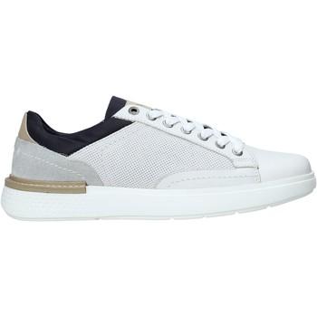 Παπούτσια Άνδρας Χαμηλά Sneakers Wrangler WM01181A λευκό