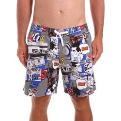 Υφασμάτινα Άνδρας Μαγιώ / shorts για την παραλία Colmar 7248 4TL Μπλε