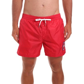 Υφασμάτινα Άνδρας Μαγιώ / shorts για την παραλία Colmar 7267 5ST το κόκκινο
