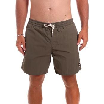 Υφασμάτινα Άνδρας Μαγιώ / shorts για την παραλία Colmar 7248 5SE Πράσινος