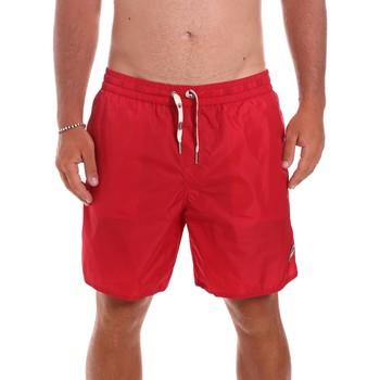 Υφασμάτινα Άνδρας Μαγιώ / shorts για την παραλία Colmar 7248 8PC το κόκκινο