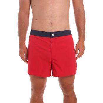 Υφασμάτινα Άνδρας Μαγιώ / shorts για την παραλία Colmar 7242 1QF το κόκκινο