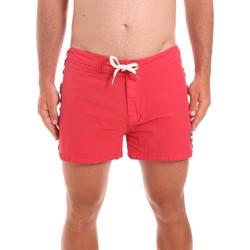Υφασμάτινα Άνδρας Μαγιώ / shorts για την παραλία Colmar 7246T 7SD το κόκκινο