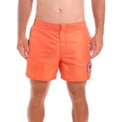 Υφασμάτινα Άνδρας Μαγιώ / shorts για την παραλία Colmar 7266 5ST Πορτοκάλι