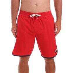 Υφασμάτινα Άνδρας Μαγιώ / shorts για την παραλία Colmar 7260 1TR το κόκκινο
