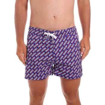 Υφασμάτινα Άνδρας Μαγιώ / shorts για την παραλία Colmar 7246N 3TH Βιολέτα