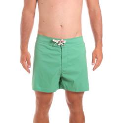 Υφασμάτινα Άνδρας Μαγιώ / shorts για την παραλία Colmar 7246 8RG Πράσινος