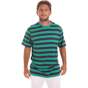 Υφασμάτινα Άνδρας T-shirt με κοντά μανίκια Colmar 7543 3TJ Μαύρος