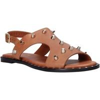 Παπούτσια Γυναίκα Σανδάλια / Πέδιλα Sshady MRT2209 καφέ