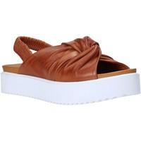 Παπούτσια Γυναίκα Σανδάλια / Πέδιλα Sshady MRT77 καφέ