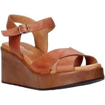 Παπούτσια Γυναίκα Σανδάλια / Πέδιλα Sshady L2503 καφέ