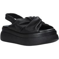 Παπούτσια Γυναίκα Σανδάλια / Πέδιλα Sshady L2210 Μαύρος