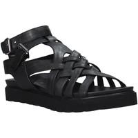 Παπούτσια Γυναίκα Σανδάλια / Πέδιλα Sshady L2306 Μαύρος