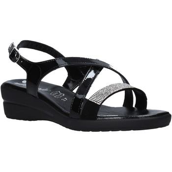 Παπούτσια Γυναίκα Σανδάλια / Πέδιλα Susimoda 243640 Μαύρος