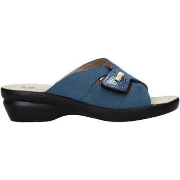 Παπούτσια Γυναίκα Τσόκαρα Susimoda 1066 Μπλε