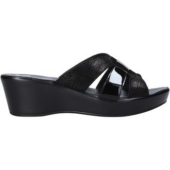 Παπούτσια Γυναίκα Τσόκαρα Susimoda 1925 Μαύρος