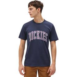 Υφασμάτινα Άνδρας T-shirt με κοντά μανίκια Dickies DK0A4X9FNV01 Μπλε