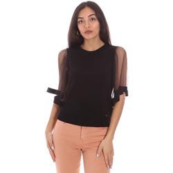 Υφασμάτινα Γυναίκα Μπλούζες Gaudi 111FD53002 Μαύρος