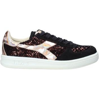 Παπούτσια Γυναίκα Χαμηλά Sneakers Diadora 201173883 Μαύρος