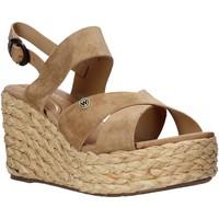 Παπούτσια Γυναίκα Σανδάλια / Πέδιλα Wrangler WL01501A Μπεζ
