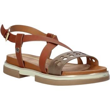Παπούτσια Γυναίκα Σανδάλια / Πέδιλα Wrangler WL01573A καφέ