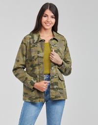Υφασμάτινα Γυναίκα Σακάκι / Blazers Only ONLALLY Green