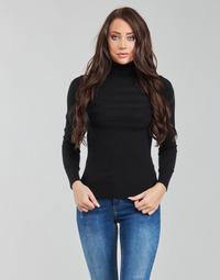 Υφασμάτινα Γυναίκα Μπλούζες Moony Mood PACHERI Black