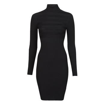 Υφασμάτινα Γυναίκα Κοντά Φορέματα Moony Mood PACHY Black