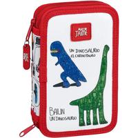 Τσάντες Αγόρι Κασετίνες Algo De Jaime 411955854 Rojo