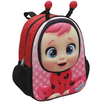 Τσάντες Κορίτσι Σακίδια πλάτης Bebes Llorones MC-201-CR Rosa