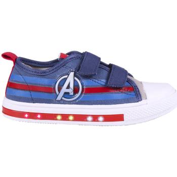 Παπούτσια Αγόρι Χαμηλά Sneakers Capitan America 2300004712 Azul