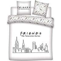 Σπίτι Παιδί Παπλωματοθήκες Friends 63788 Blanco