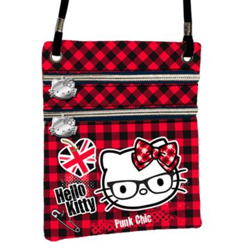 Τσάντες Γυναίκα Τσάντες ώμου Hello Kitty 41563 Rojo