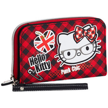 Τσάντες Γυναίκα Πορτοφόλια Hello Kitty 41594 Rojo