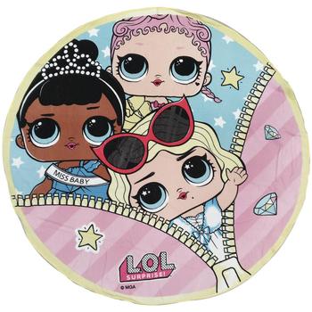 Σπίτι Κορίτσι Πετσέτες και γάντια μπάνιου Lol 2200004061 Rosa