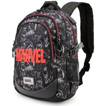 Τσάντες Παιδί Σακίδια πλάτης Marvel 1026 Negro