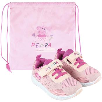 Παπούτσια Κορίτσι Χαμηλά Sneakers Peppa Pig 2300004618 Rosa