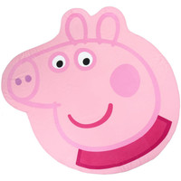 Σπίτι Κορίτσι Πετσέτες και γάντια μπάνιου Peppa Pig 2200005510 Rosa