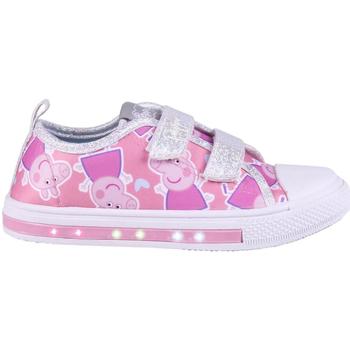 Παπούτσια Αγόρι Χαμηλά Sneakers Peppa Pig 2300004709 Rosa